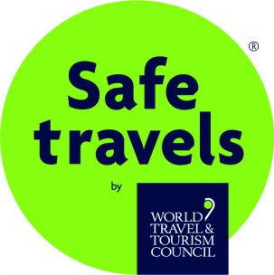 safe travel logo